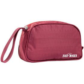 Tatonka One Day Wash Bag, bordeaux red